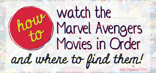 how to watch the marvel avengers movies in order and where to find them text with marvel comic books background
