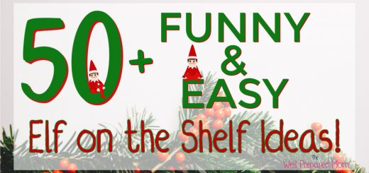50 + funny and easy elf on the shelf ideas
