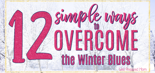 12 Simple Ways to Overcome the Winter Blues