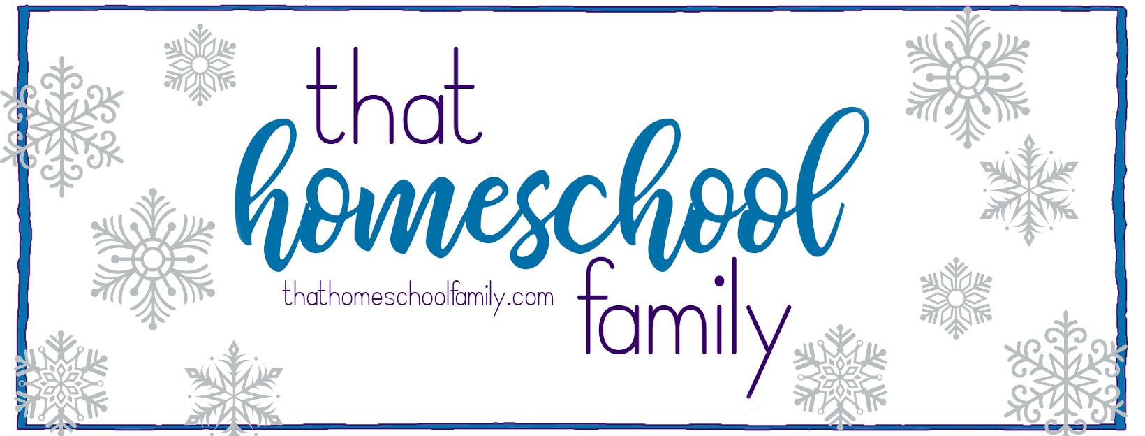 That Homeschool Family